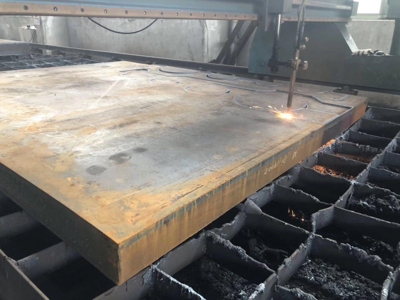 钢板切割下料