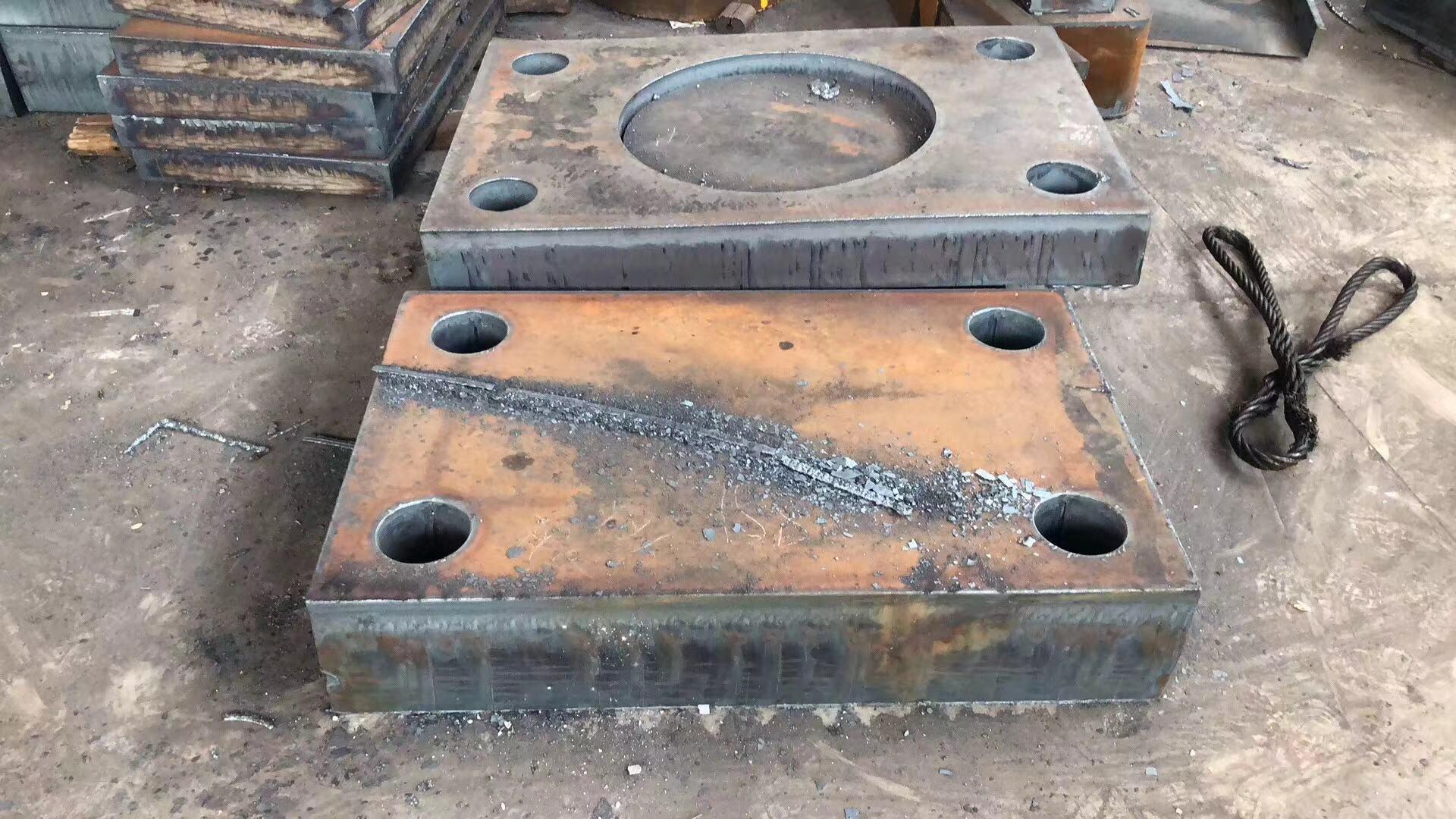 A3钢板数控切割